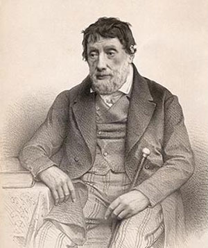 Louis Moinet (1768 – 1853) - founder of Louis Moinet company