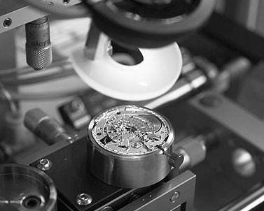 Panerai watch making process