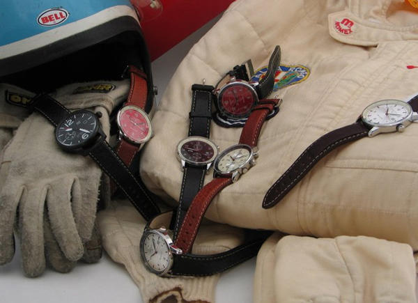 Rosso Corsa Watches