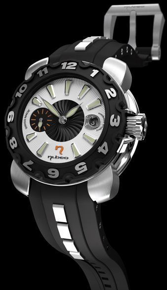 Black Jellyfish Collection watch