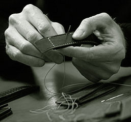 Jaermann & Stubi watch strap creating