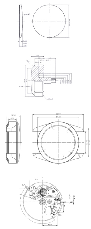 Arctos watch schematic image