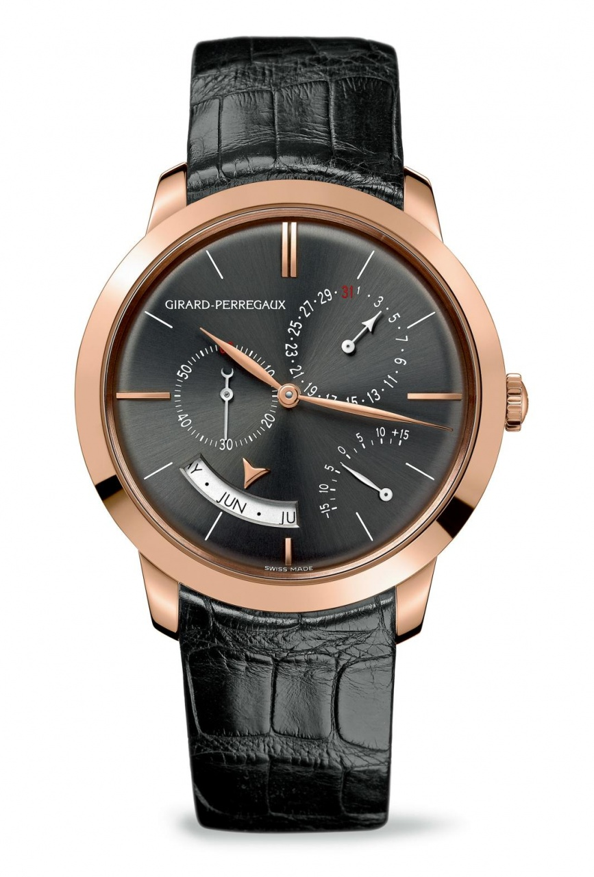 New Girard-Perregaux 1966 Annual Calendar & Equation of Time