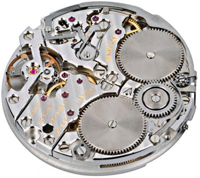 Harry Winston mechanism