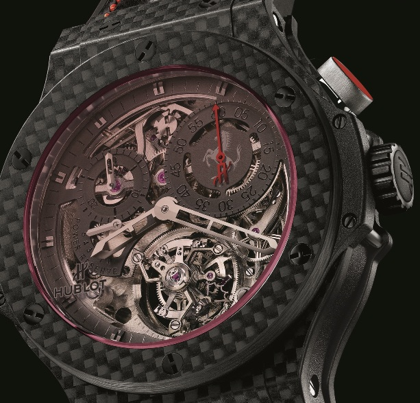 Big Bang Chrono Tourbillon Ferrari (Ref. 308.QX.1110.HR.SCF11)