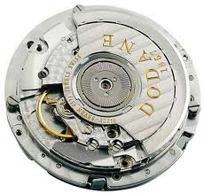 Dodane watch mechanism