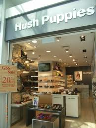 Hush Puppies company store
