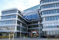 Casio manufactory in Europe