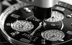 Dior watch creating