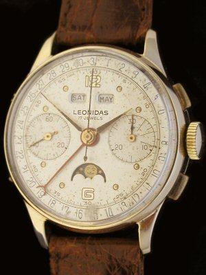 Leonidas Watch Co Watch
