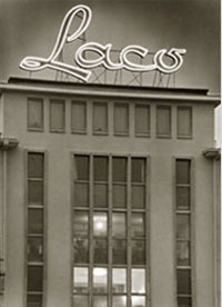 Laco factory building
