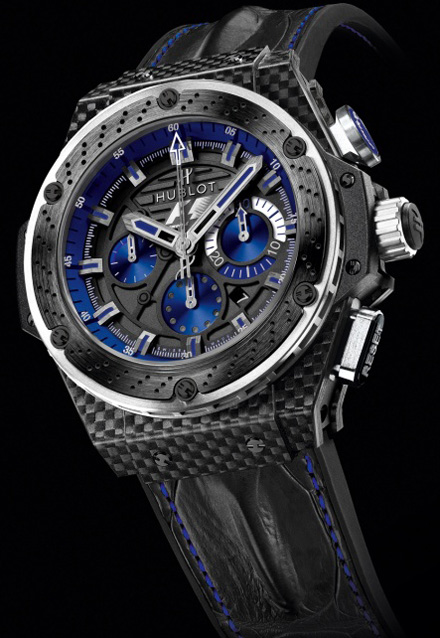 A New F1 King Power Interlagos by Hublot