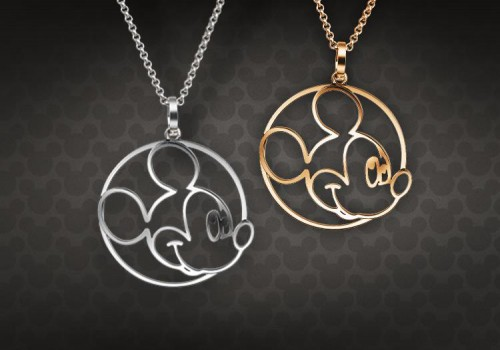 pendants Happy Mickey
