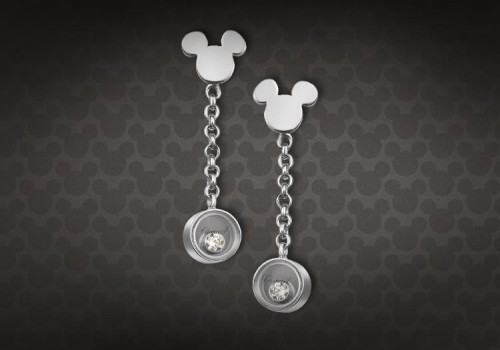 earrings Happy Mickey