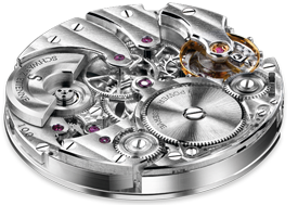 Schwarz Etienne Watch Mechanism