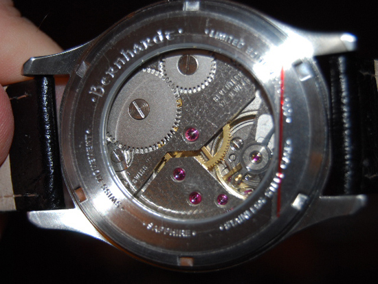 Bernhardt Watch Company