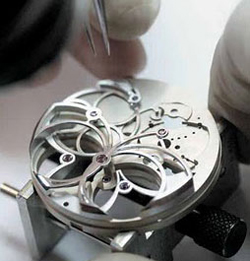 Andreas Strehler watch assembly