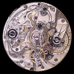 Kari Voutilainen watch mechanism