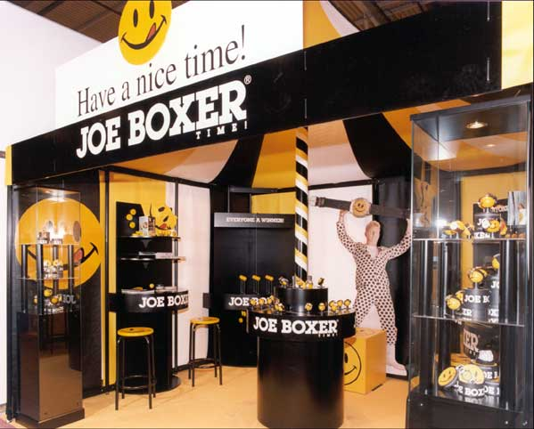 salon Joe Boxer