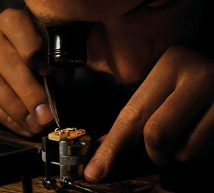 Backes & Strauss watchmaker