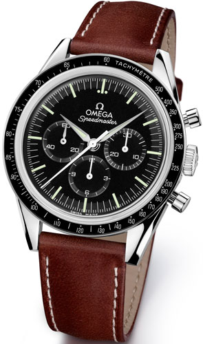 Speedmaster «First Omega in Space» watch