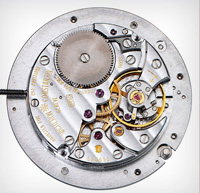 Vacheron Constantin Malte Moon Phase and Power-Reserve watch mechanism