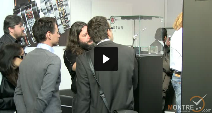 exclusive video of the company Cabestan at GTE 2012