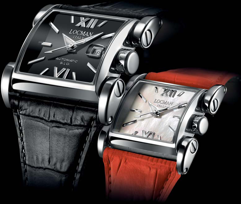 """the new edition of the """"latin lover"""" collection by the italian latin lover watch"""