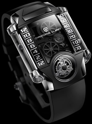 new Sophisticated X-TREM-1 watch