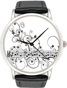 Miusli Music watch