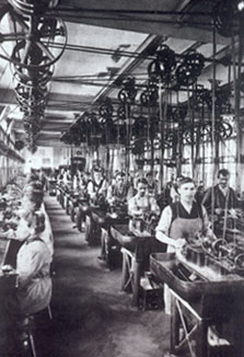 Sandoz manufactory of 1870s