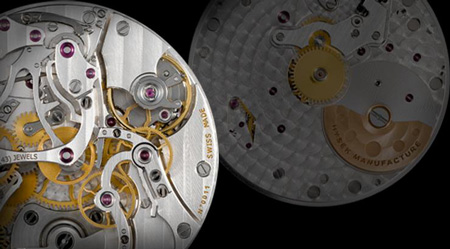 Jorg Hysek watch mechanism