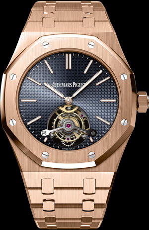 Audemars Piguet Extra-Thin Royal Oak Tourbillon (ref. 26510OR.OO.1220OR.01)
