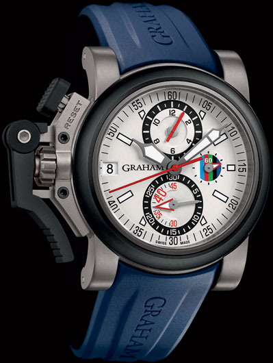 Chronofighter Oversize Referee (Ref. 2OVKT.S07A)
