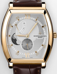 Vacheron Constantin Malte Moon Phase and Power-Reserve