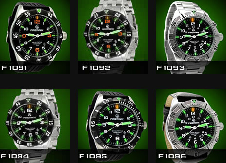 FIREMARK watches