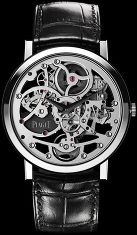 Piaget Altiplano Automatic Skeleton (Ref. G0A37132)