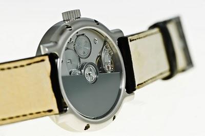 Ochs und Junior watch backside