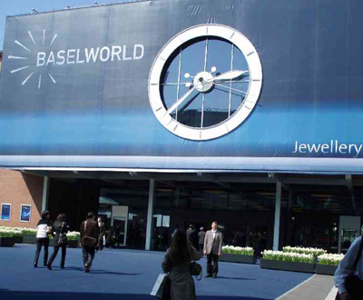 BaselWorld exhibition