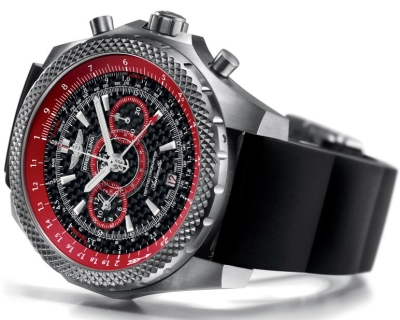 Supersports ISR – a new watch of Breitling for Bentley