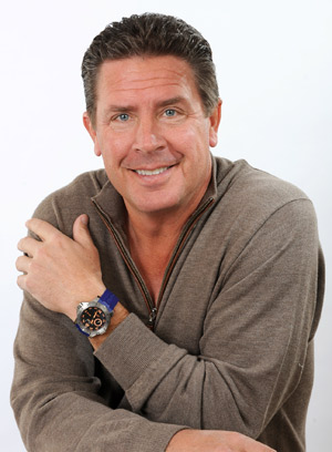 Dan Marino with Corum Seafender Deep Dive