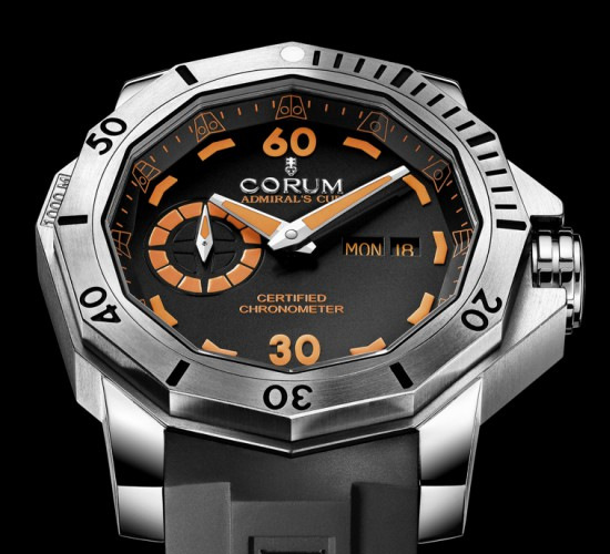 Corum Seafender Deep Dive for Dan Marino
