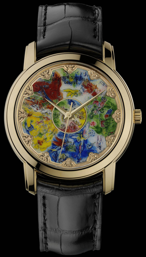 Metiers d'Art Chagall & l'Opera de Paris watch
