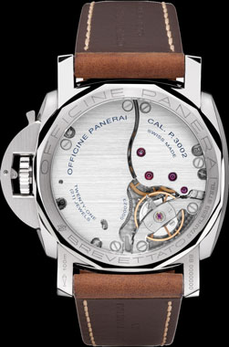 Luminor 1950 3 Days Power Reserve (Ref: ���00423) watch backside
