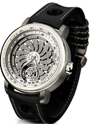 Aviator Ultimate Flying Tourbillon watch