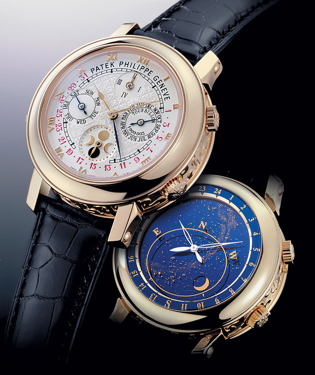Sky Moon Tourbillon (ref. 5002)