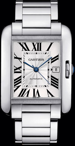 Cartier Tank Anglaise Large Model