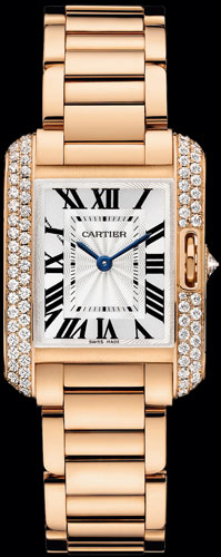Cartier Tank Anglaise Small Model
