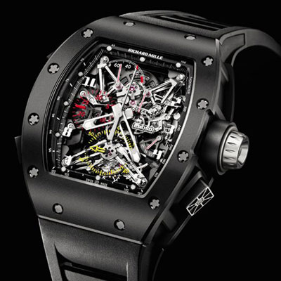 Tourbillon Split Seconds Competition Chronograph RM 050 Felipe Massa