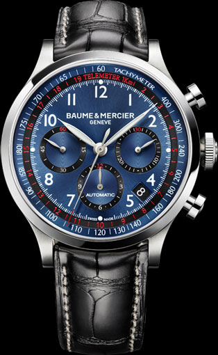 Capeland Flyback Chronograph Ref. 10065